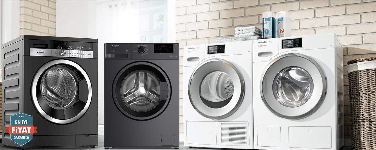 Topkapı İkinci El Çamaşır Makinesi Alan Yerler